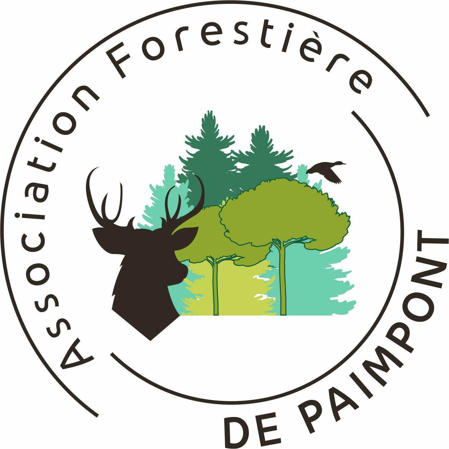 LogoAssoForestièrePaimpont
